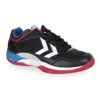 Zapatillas de balonmano hombre FRANCE 2017 TROPHY Z8 negro/azul/rojo