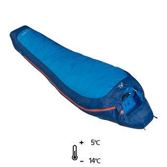 Saco de dormir 5°C/-14°C COMPOSITE 0 electric blue