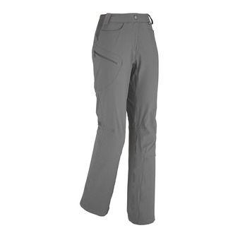 Pantalon de trekking femme TREKKER STRETCH tarmac