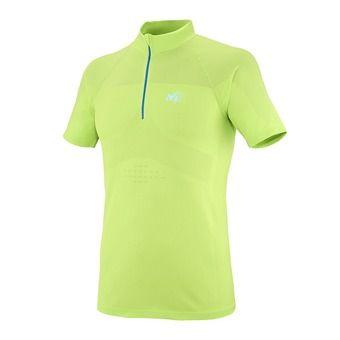 Camiseta hombre LTK SEAMLESS acid green