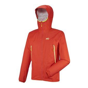 Veste à capuche homme LTK RUSH 2.5 L bright orange