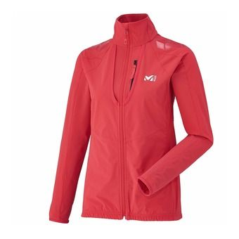 Chaqueta mujer TOURING INTENSE hibiscus
