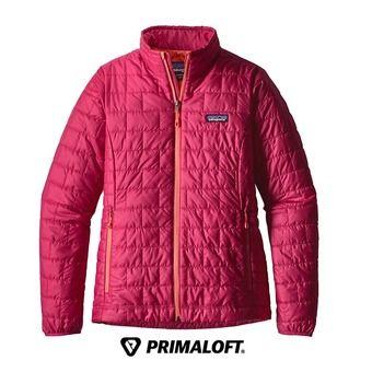 Doudoune femme NANO PUFF craft pink