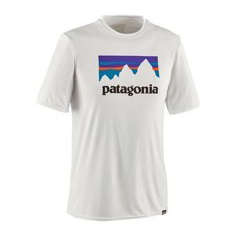 Camiseta hombre CAPILENE DAILY GRAPHIC white