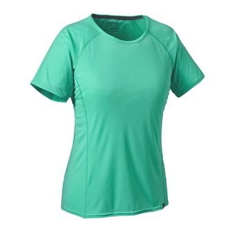 Camiseta mujer CAPILENE LIGHTWEIGHT galah green