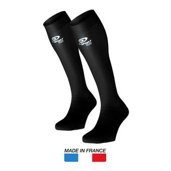 Calcetines de recuperación PRORECUP® ELITE negro/blanco
