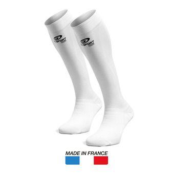Calcetines de recuperación PRORECUP® ELITE blanco/negro