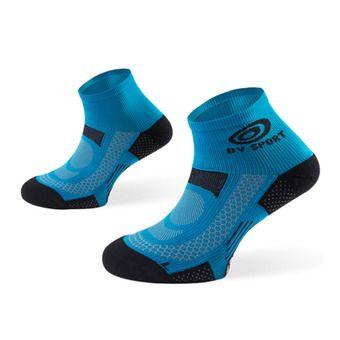 Lot de 3 paires de socquettes SCR ONE bleu