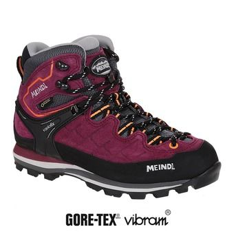 Chaussures de randonnée femme LITEPEAK GTX® mûre/orange