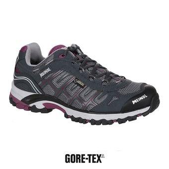 Zapatillas de trail mujer CUBA GTX® grafito/violeta