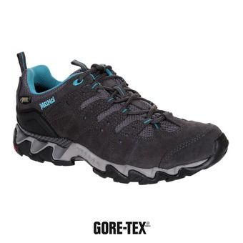 Chaussures de randonnée femme PORTLAND GTX® gris/bleu pétrole