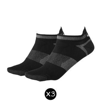 Lot de 3 paires de chaussettes 3PPK LYTE black