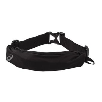 Cinturón de running WAISTBELT black/safety yellow
