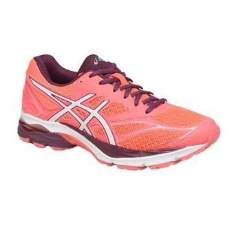 Chaussures running femme GEL-PULSE 8 diva pink/white/dark purple
