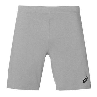 Short hombre SPIRAL 9IN heather grey
