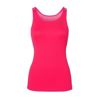 Camiseta de tirantes mujer OPEN BACK diva pink