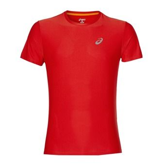 Maillot MC homme ESSENTIALS fiery red