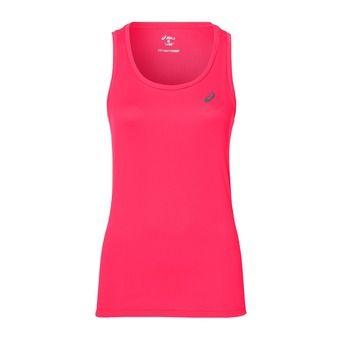 Camiseta de tirantes mujer ESSENTIALS diva pink