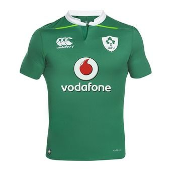 Maillot MC homme IRELAND HOME TEST vert