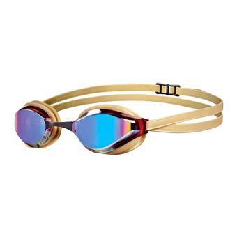 Gafas de natación PYTHON MIRROR revo/gold