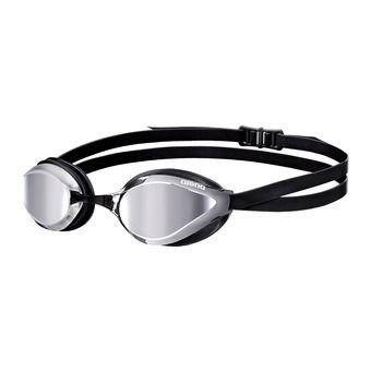Gafas de natación PYTHON MIRROR silver/black