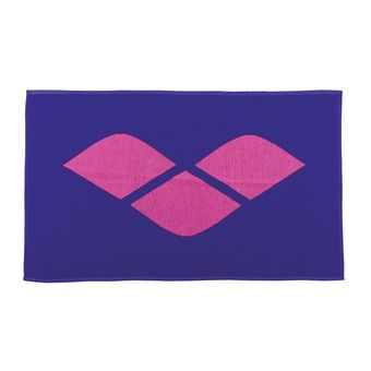 Serviette éponge HICCUP blue/fresi/rose