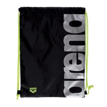 Bolsa de deporte FAST SWIM black/fluo yellow