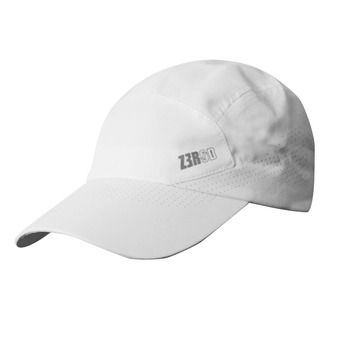 Gorra RUNNING white