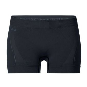 Shorty femme EVOLUTION LIGHT black/odlo graphite grey