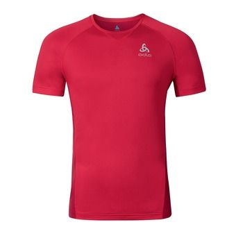 Camiseta hombre VIRGO chinese red/jester red