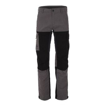 Pantalon softshell homme ROCALDEN castelrock/crest black