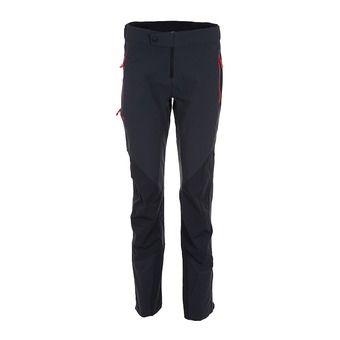 Pantalon softshell homme POWER MIX crest black/crest black