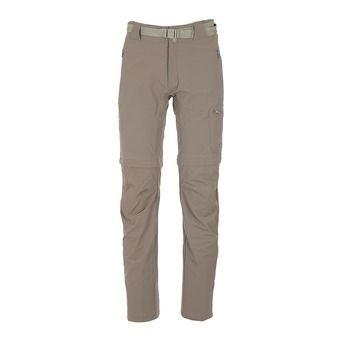 Pantalon homme FLEX ZIP OFF mountain brown