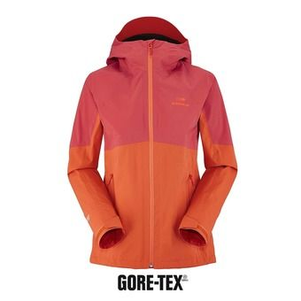 Veste femme ORBIT 3.0 GTX spicy coral/coral