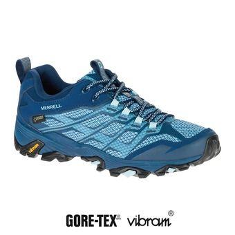 Zapatillas senderismo mujer MOAB FST GTX® poseidon