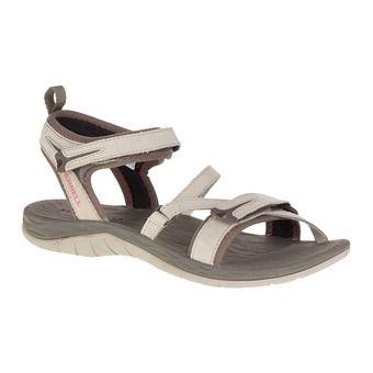 Sandales femme SIREN STRAP Q2 aluminum
