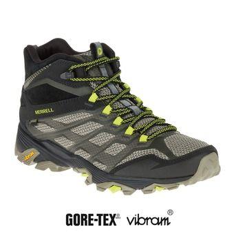Zapatillas de senderismo hombre MOAB FST MID GTX® olive black