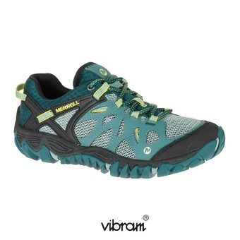 Zapatillas senderismo mujer ALL OUT BLAZE AERO SPORT sea pine