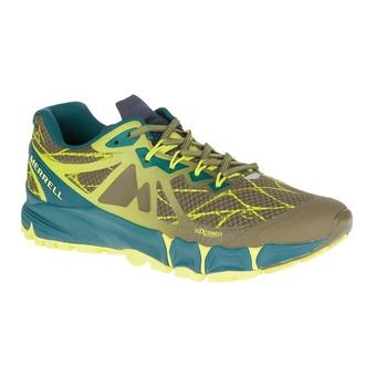 Chaussures trail homme AGILITY PEAK FLEX dark olive