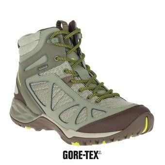Zapatillas senderismo mujer SIREN SPORT Q2 MID GTX® dusty olive