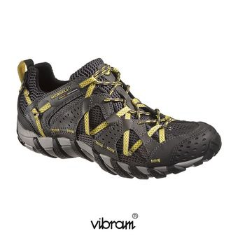 Chaussures randonnée homme WATERPRO MAIPO carbon/empire yellow