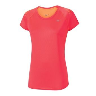 Maillot MC femme MUJIN diva pink/orange pop