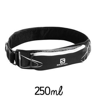Cinturón de hidratación 250ml AGILE black/white