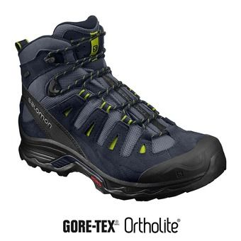 Zapatillas de senderismo hombre QUEST PRIME GTX®  navy blazer/ombre blue/lime punch