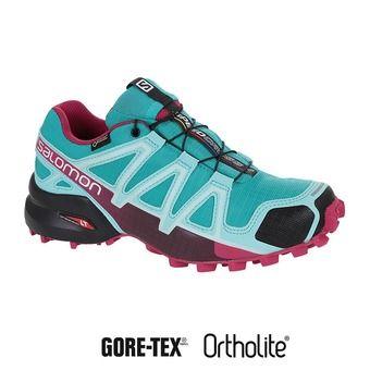 Zapatillas trail mujer SPEEDCROSS 4 GTX® ceramic/ablue