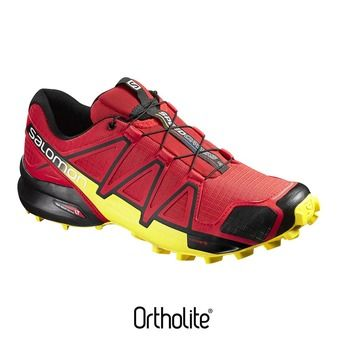 Chaussures trail homme SPEEDCROSS 4 radiant red/black/corona yellow