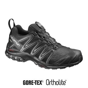 Zapatillas trail hombre XA PRO 3D GTX® black/black/magnet