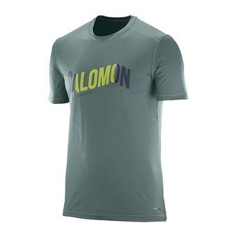 Camiseta mujer  COSMIC LOGO north atlantic