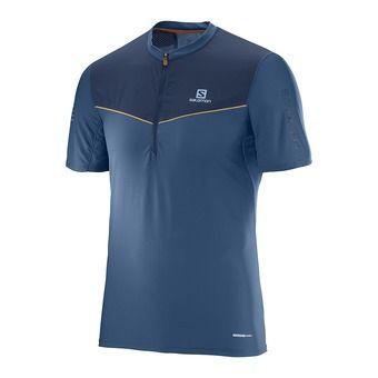 Camiseta hombre FAST WING HZ vintage indigo/dress blue
