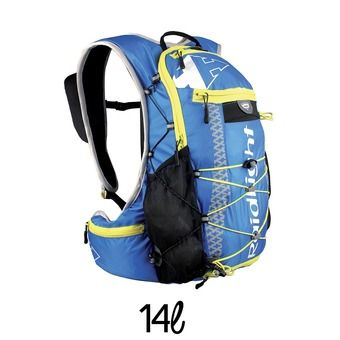 Mochila de hidratación 14L TRAIL XP14 evo blue